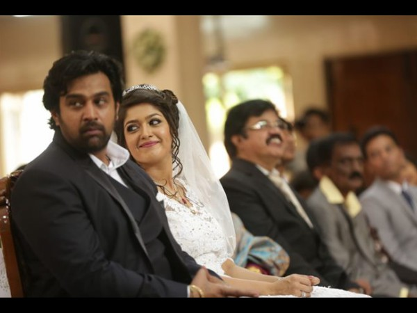 Kannada Actors Meghana Raj And Chiranjeevi Sarja Get Married. See Trending Pics