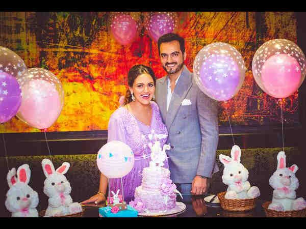 Meet Radhya, Esha Deol And Bharat Takhtani's Daughter