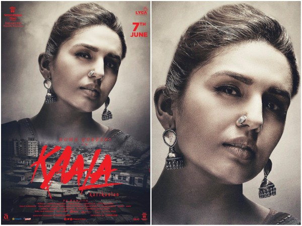Rajinikanth's Kaala: Huma Qureshi's Character Poster Is Out!