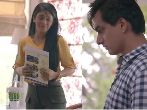 Kartik & Naira Join Same College