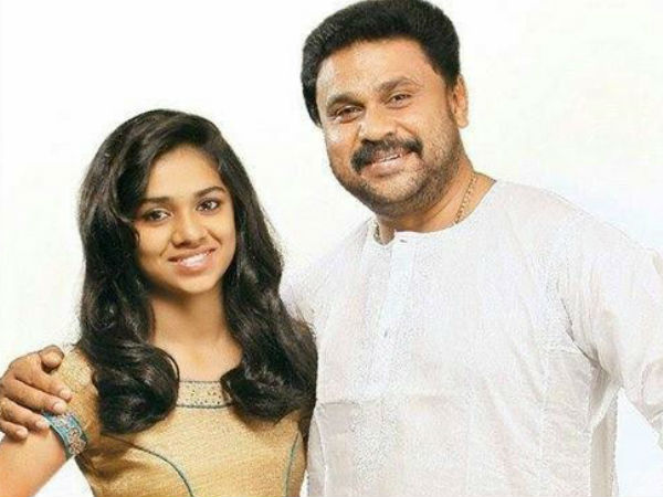 Meenakshi's Dubsmash Video Imitating Dileep Is A Big Hit!