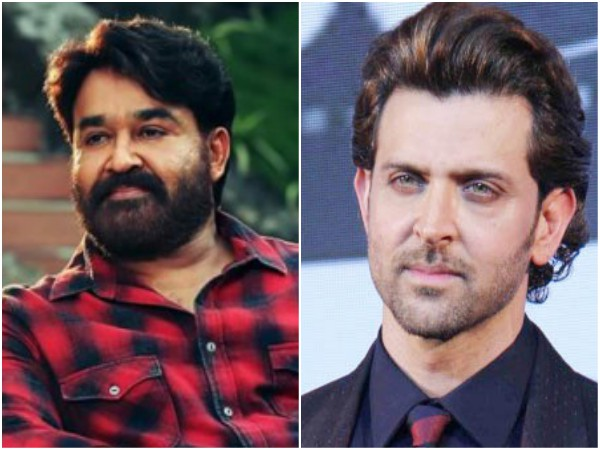 Hrithik Roshan Wished Mohanlal On His Birthday & That Has Left The Social Media Users Guessing!
