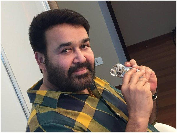 Mohanlal Celebrates Birthday With His Wife Suchitra Mohanlal; Thanks Everyone For The Wishes!