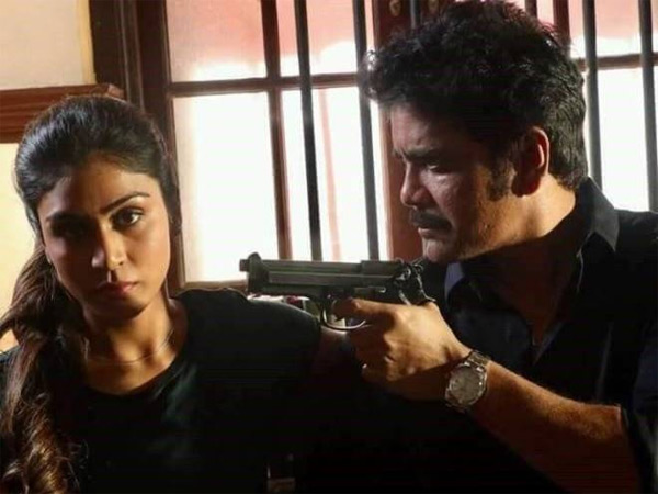 A still from Officer
