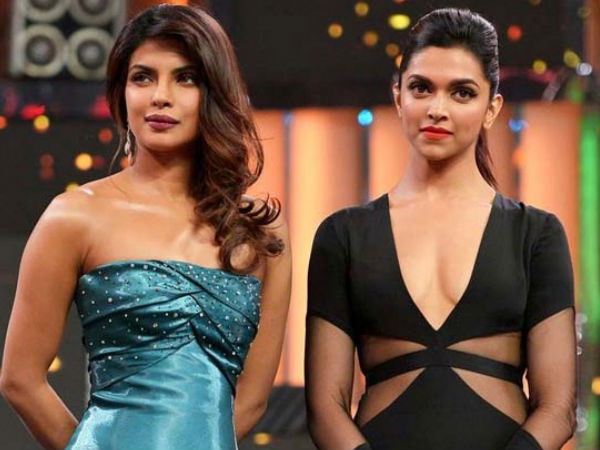 On The Other Hand, When Priyanka Was Asked About Her Catfight With Deepika, Here's What She Said