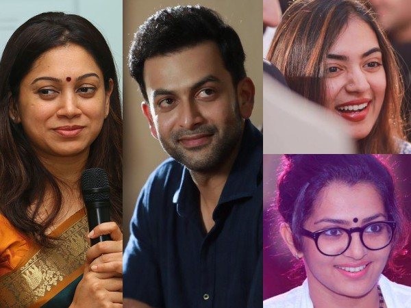 Prithviraj-Anjali Menon Movie
