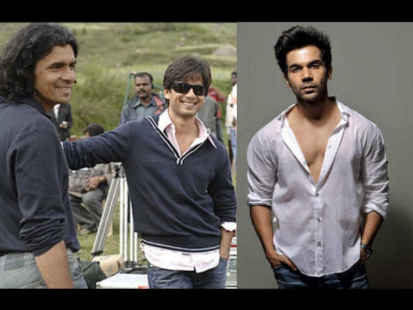 Shahid Kapoor BOWS Out Of Imtiaz Ali's Next Film, Rajkummar Rao To Replace Him?