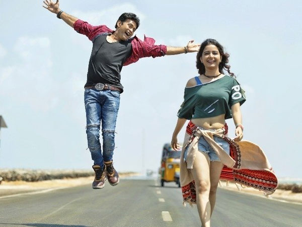 Raambo 2 Review: This Sharan Starrer Is A Routine Comedy Drama
