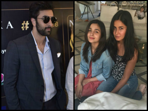 How Katrina Kaif Would React To This? Ranbir Kapoor Admits Having A CRUSH On Alia Bhatt!