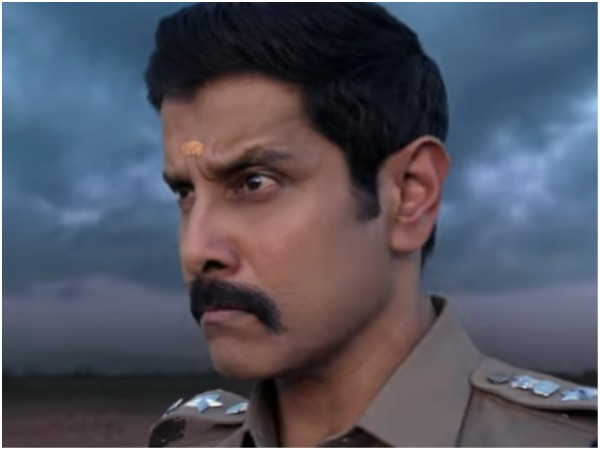 Saamy Square: The Motion Poster Of The Chiyaan Vikram Starrer is Out!