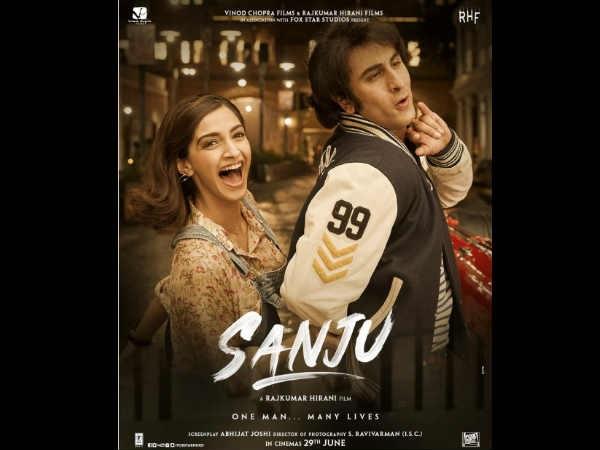 Sanju: Ranbir Kapoor- Sonam Kapoor's Playful Vibes Gives A Hint Of Sanjay Dutt'sCrazy Love Life!