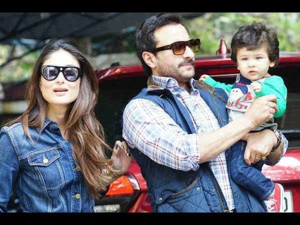 Kareena Kapoor Khan & Saif Ai Khan Feel AWFUL About Taimur Getting Clicked Wherever He Goes!