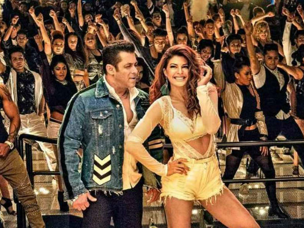 Salman Khan And Jacqueline Fernandez Are Back On Jumma With Heeriye From Race 3