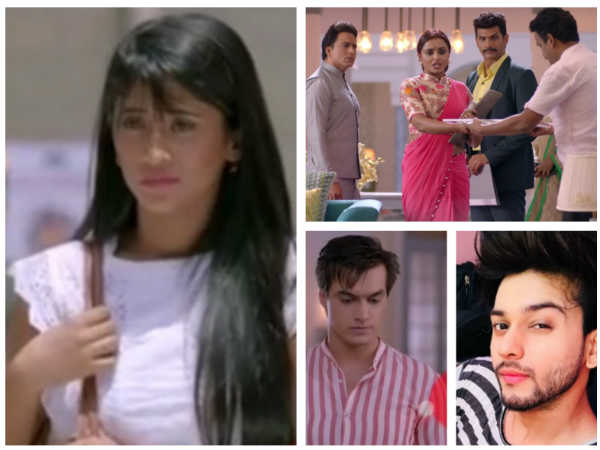 Yeh Rishta Kya Kehlata Hai Spoiler: Naira Gets Ragged At College, A New Hero Comes To Her Rescue!