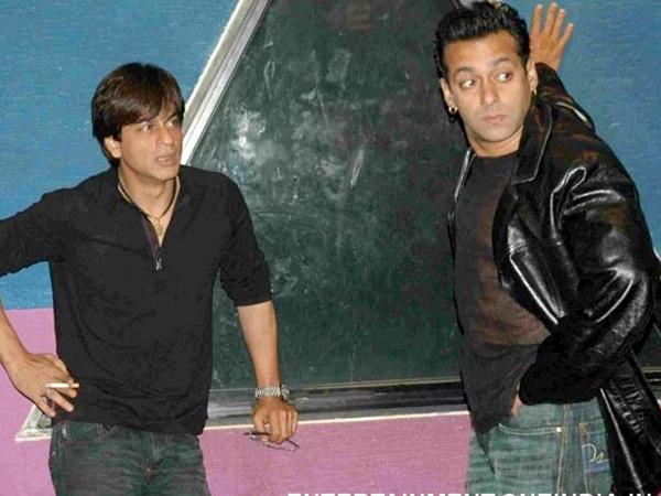 A Timeline Of Salman Khan & Shahrukh Khan's Friendship. - Filmibeat