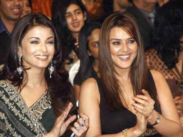 When Preity Differentiated Aishwarya From Other Co-stars