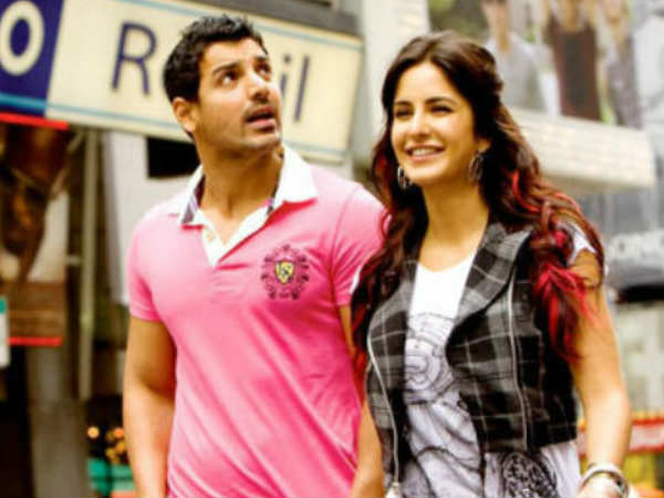 Affair Rumours Of Katrina & John
