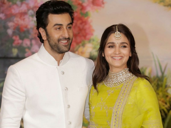 Ranbir-Alia's Joint Appearance At A B-town Party