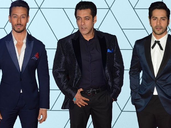 Salman Praised His Favourites - Tiger & Varun