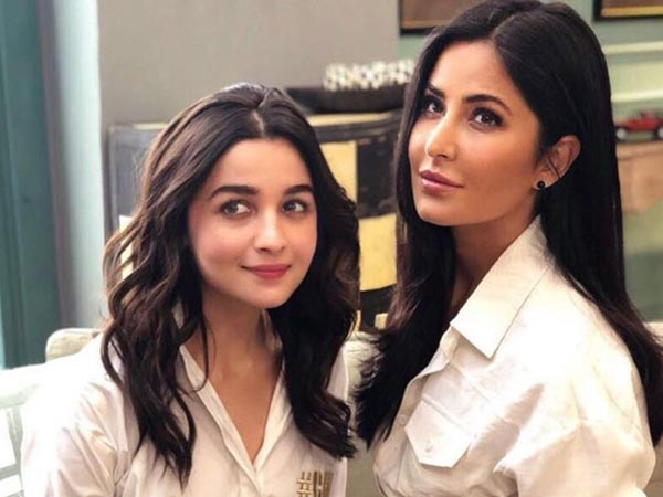 Katrina Is Not Friendly With Other Actresses Except Alia
