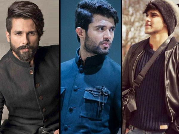 Vijay Deverakonda Comments On Shahid Kapoor And Dhruv Doing