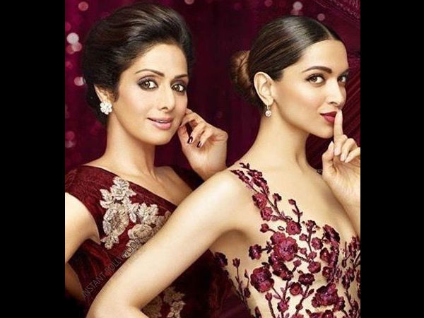 Deepika To Reprise The Role Played By Sridevi?