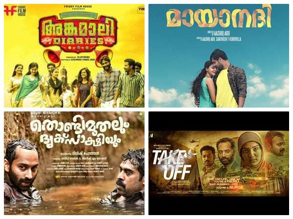 65th Filmfare Awards South 2018 (Malayalam): Thondimuthalum Driksakshiyum Shines!