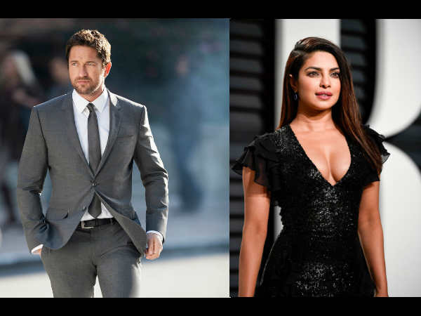 Gerard Butler Was Crazy About Priyanka
