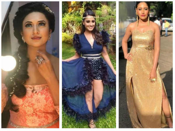 Gold Awards 2018: The Stage Is All Set! Here's The First Look Of Divyanka, Surbhi  & Others