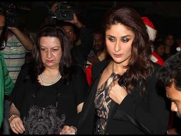 Not Just Bebo, Even Her Mother Refused To Listen