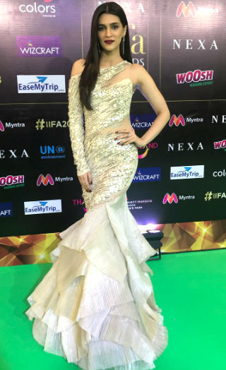 IIFA Rocks 2018 Green Carpet Pictures!