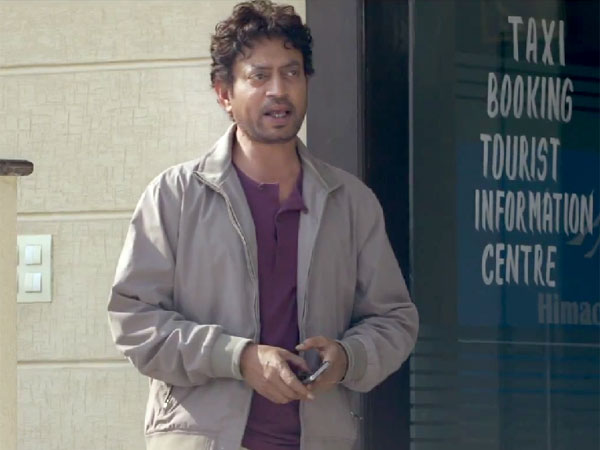 Irrfan Realized That The Only Thing Certain Was The Uncertainity