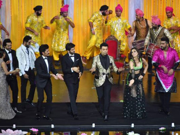 When KJo Showed How His Sangeet Would Look Like!
