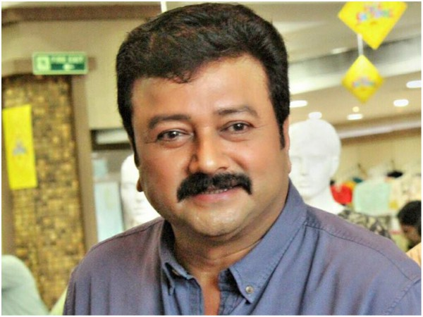 Jayaram In Udayanidhi Stalin's Next?