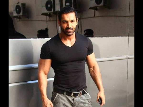John Abraham Believes The Biggest Stars Are Action Heroes!