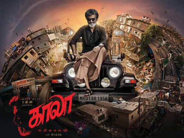 Kaala Movie Sets - A Spectacle To Watch Out For!