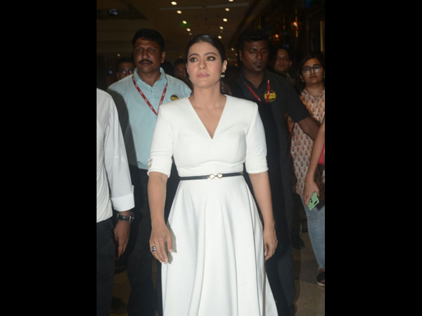 High Heels To Be Blamed! Kajol's 'Oops' Moment, Loses Balance & Falls Down In Public At A Mall