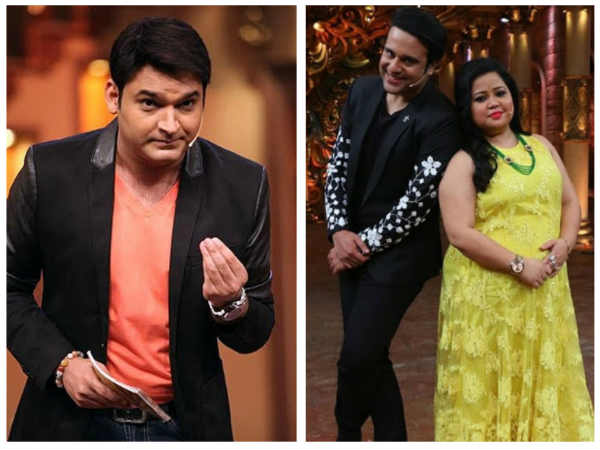 Krushna Abhishek Joins Hands With Bharti Singh For A Comedy Show; Says They Might Call Kapil Sharma!