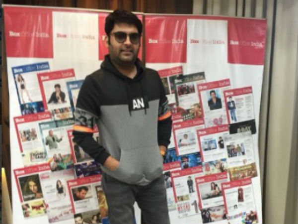 Kapil Chats With His Fans