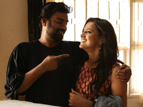 Madhavan And Shraddha Srinath To Pair Up Once Again!