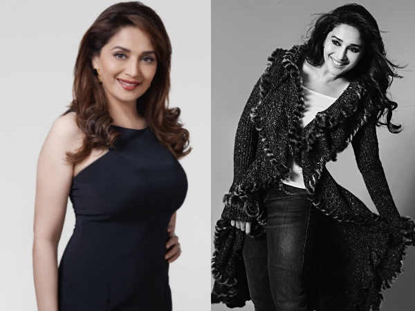 Madhuri's Reaction When Asked About Alleged Affair With Sanjay Being A Part Of Sanju