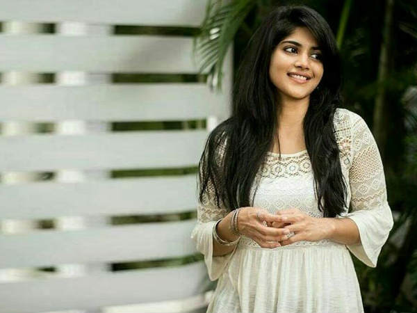 Megha Akash To Be A Part Of Rajinikanths Next!