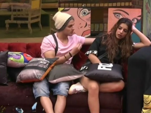 Ben & Priyank Have A Fight!