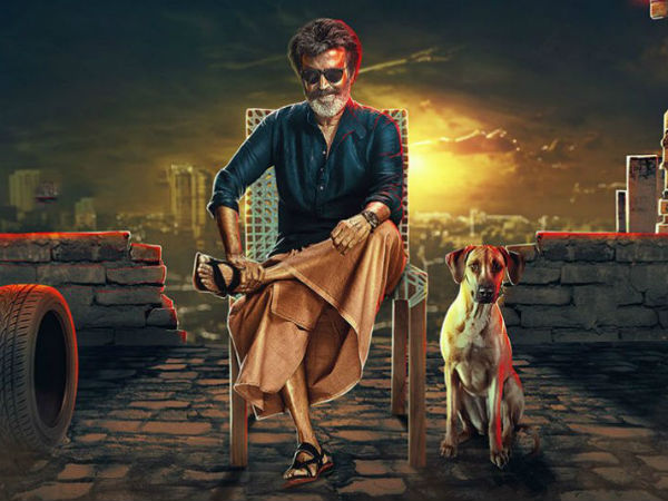 Rajinikanth's Dog In Kaala Is Worth A Mammoth Amount Of 2 Crores!