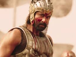 Best Actor In A Supporting Role - Rana Daggubati(Baahubali 2)