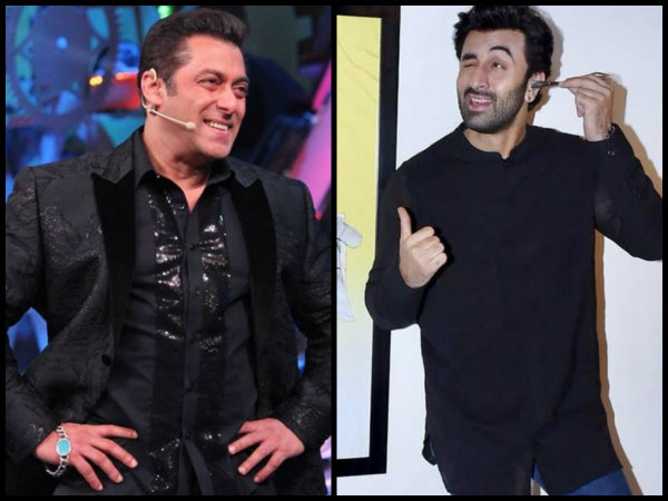 Ranbir Reacts To Salman's Comment
