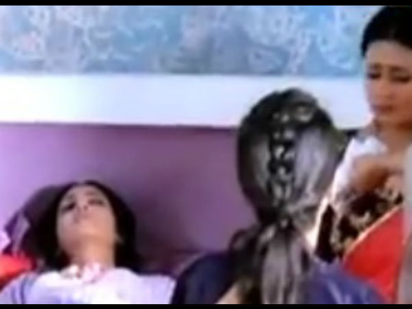Roshni Faints Due To Suffocation