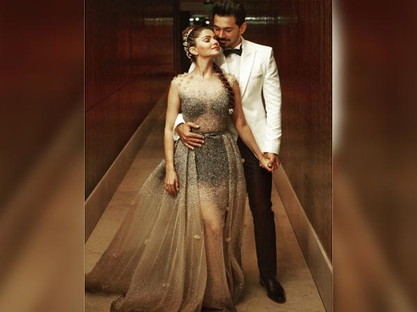 Rubina Dilaik & Abhinav Shukla Look Like A Dream Couple