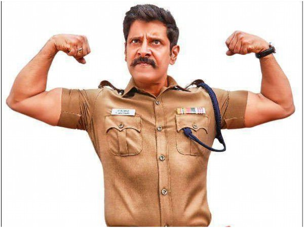 Saamy Square Trailer Sets YouTube On Fire With 10 M Views
