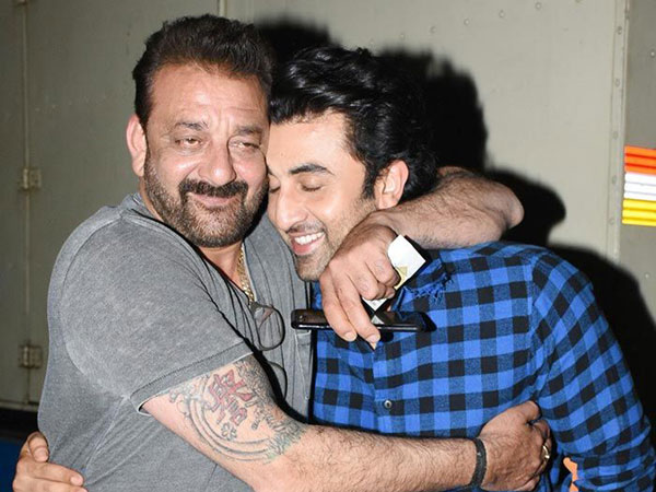 Ranbir Had Sanjay Dutt's Poster In His Cupboard